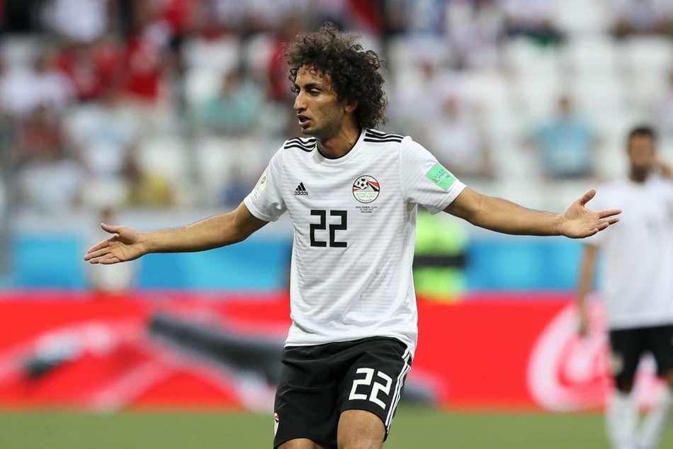 Uganda V Egypt Warda Return Won T Derail Pharaohs Afcon Bid Says Aguirre