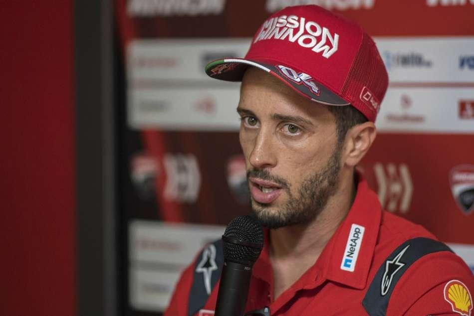 Motogp Raceweek Andrea Dovizioso Has Marc Marquez In His Sights At Dutch Grand Prix Motogp Assen