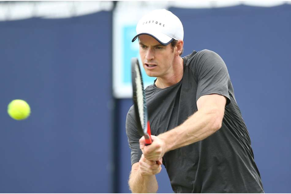Andy Murray will play for the first time since the Australian Open