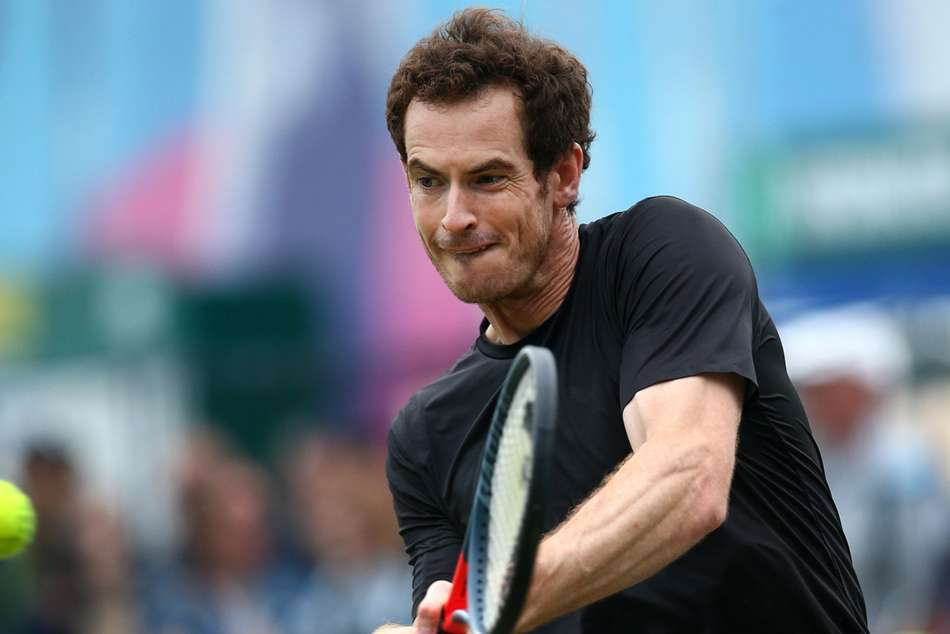 Murray having 'second thoughts' about Wimbledon mixed doubles