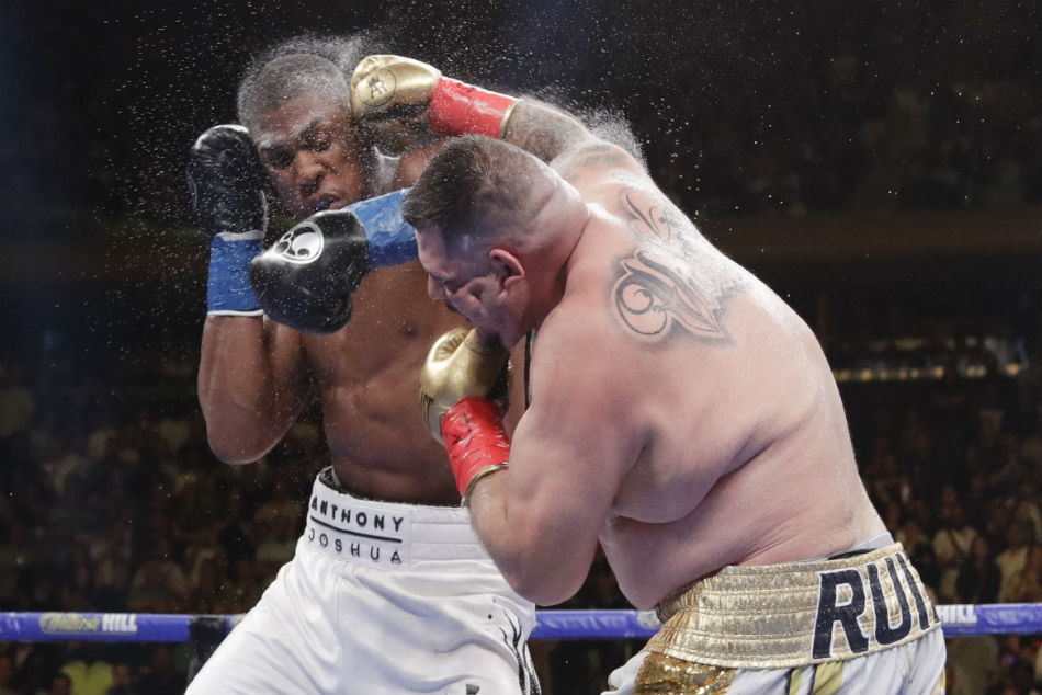 Joshua To Face Ruiz In Rematch Before End Of Year Says Eddie Hearn