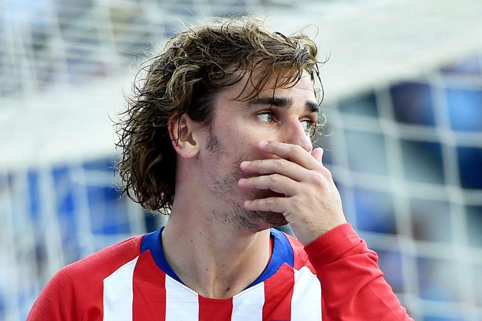 Luis Garcia Hopes Griezmann Joins Barcelona Liverpool