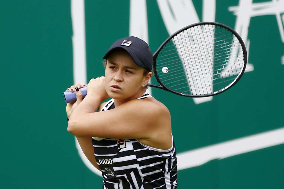 Naomi Osaka Exit Clears Path For French Open Champion Barty To Become World Number One In Birmingham