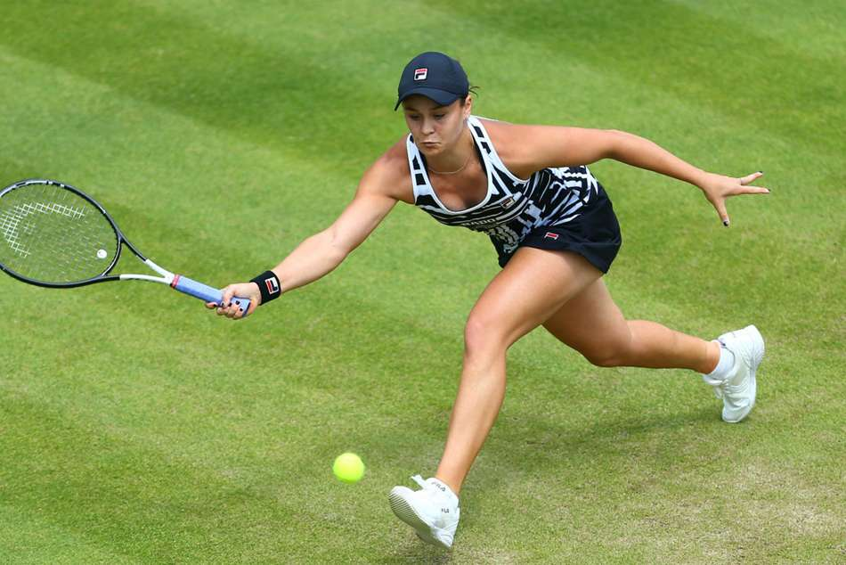Ashleigh Barty seals number-one spot with Birmingham glory