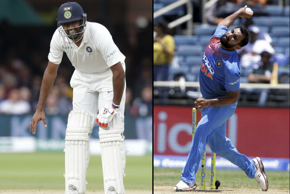 R Ashwin and Mohammed Shami communicate with each other in Tamil, reveals Dinesh Karthik