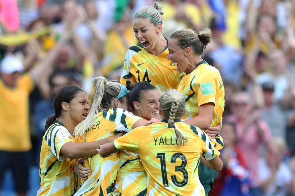 Womens World Cup Review Australia Stun Brazil France Germany Progress