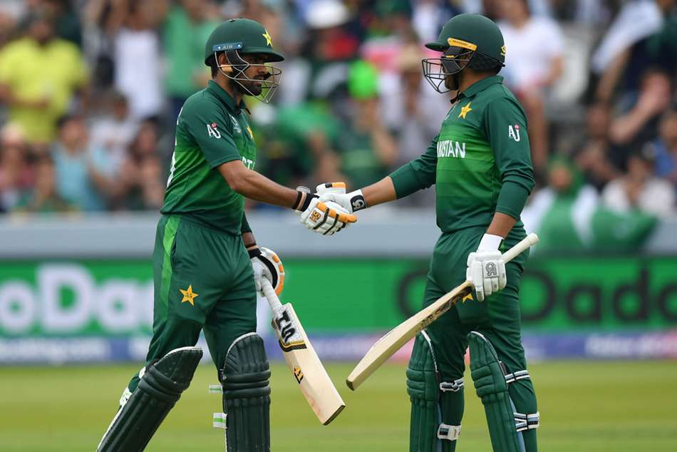 ICC World Cup 2019: Majestic Babar and Sohail keep Pakistan in semi-final hunt