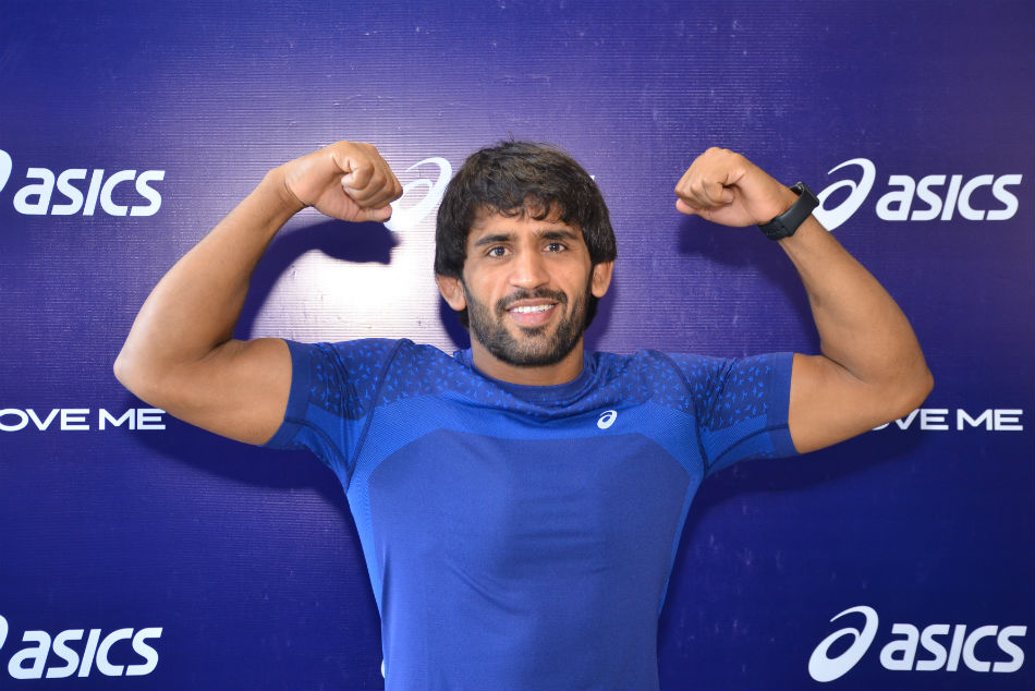 Bajrang Punia associates with Asics India as sports brand forays into wrestling