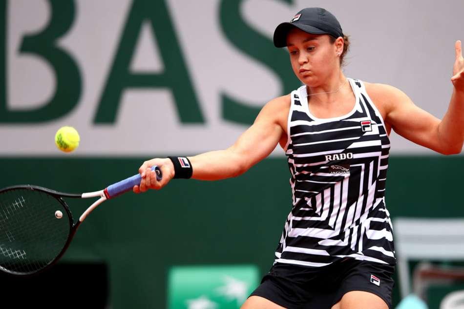 Ashleigh Barty Beats Marketa Vondrousova French Open Final