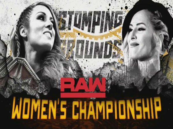 BATTLE OF THE UNIVERSE: WWE RAW Women's Champion Becky Lynch vs. Lacey Evans