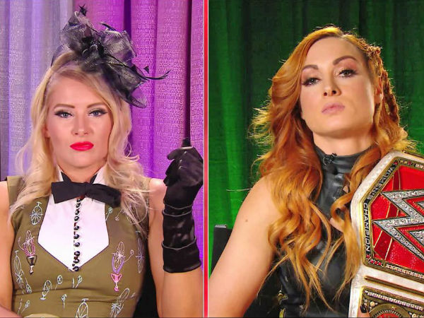 How will Becky Lynch respond to the Woman's Right?