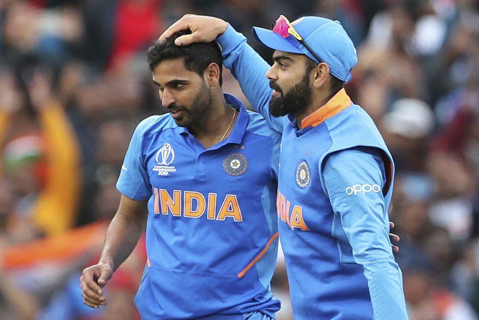 ICC World Cup 2019: Virat Kohli confirms Bhuvneshwar ruled out of next 2-3 games due to hamstring niggle