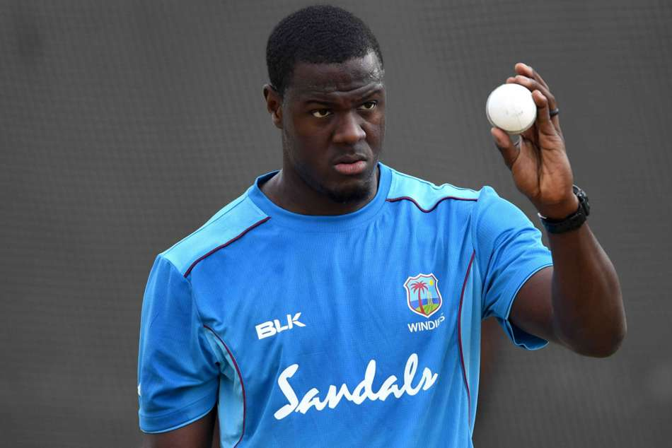 Brathwaite Accepts Icc Code Of Conduct Charge Dissent West Indies England Cricket World Cup