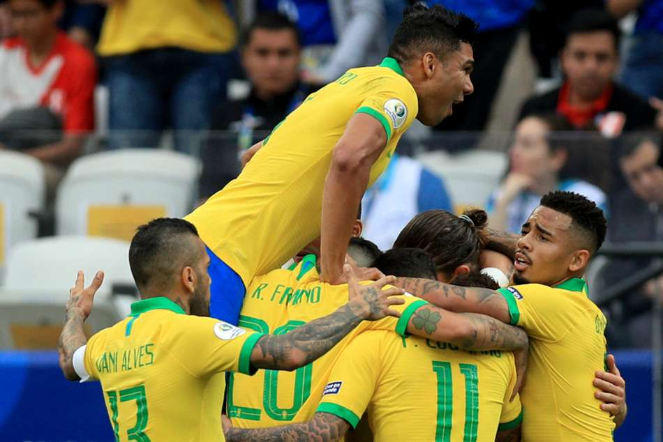 Brazil V Paraguay Copa America Hosts Out For Revenge As Knockout Phase Begins