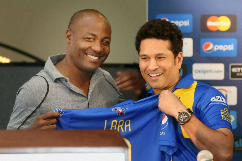 West Indies batting great Brian Lara hospitalised in Mumbai after complaining of discomfort