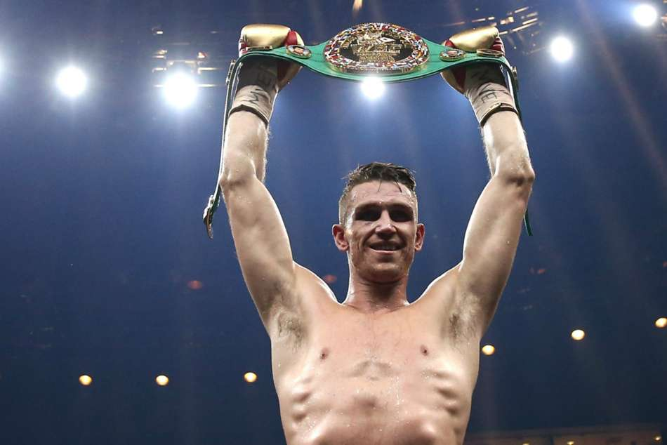 Callum Smith Retains Super Middleweight Title With Tko
