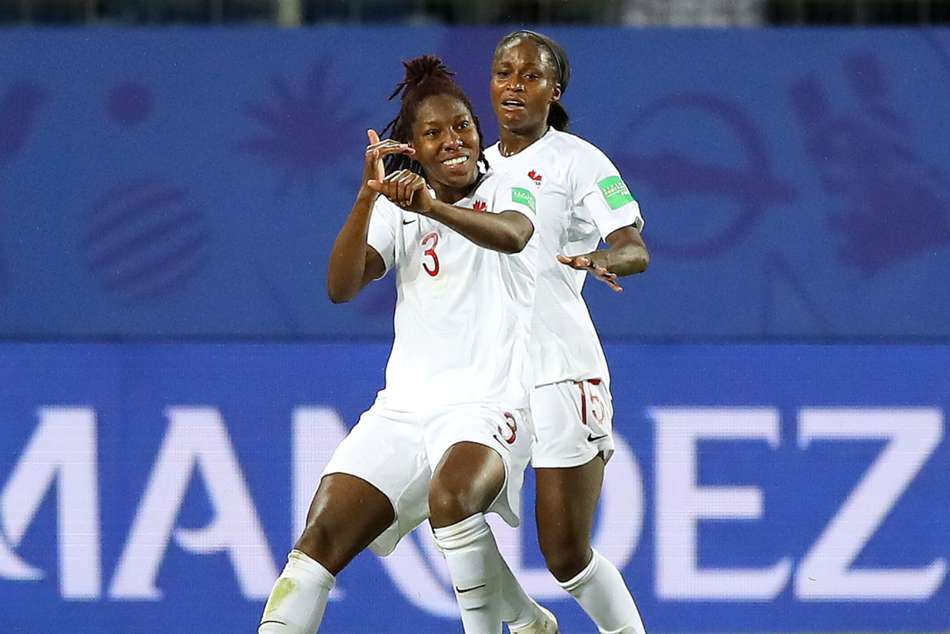 Womens World Cup Review Canada Cameroon Argentina Japan