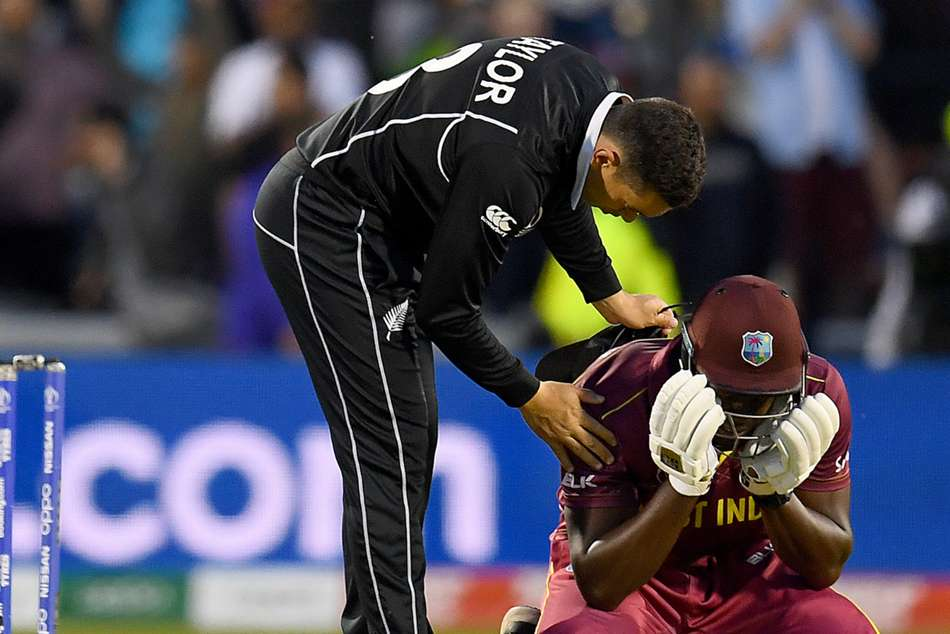 Big Hitting Brathwaite Shows The Fine Line Between Pleasure And Pain