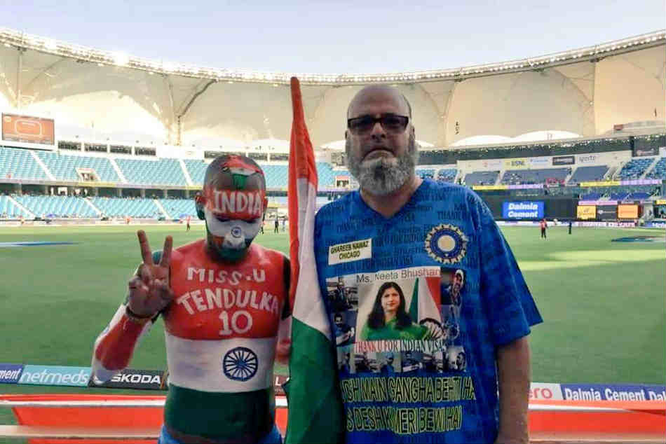ICC Cricket World Cup 2019: The Pakistan-born fan who gets match tickets from Dhoni, since 2011
