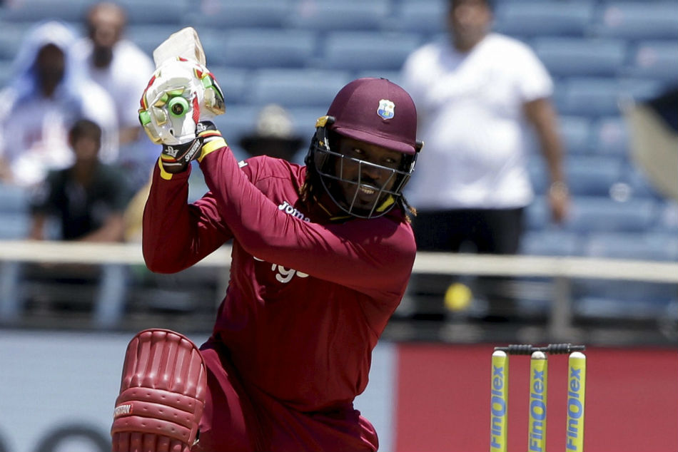 Icc World Cup 2019 Gayle Playing Test Sends Wrong Message To Youngsters Ambrose