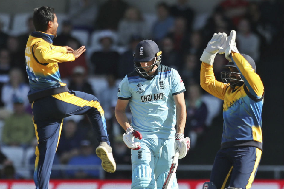Icc World Cup 2019 Sri Lanka Loss Could Put England Under Concern