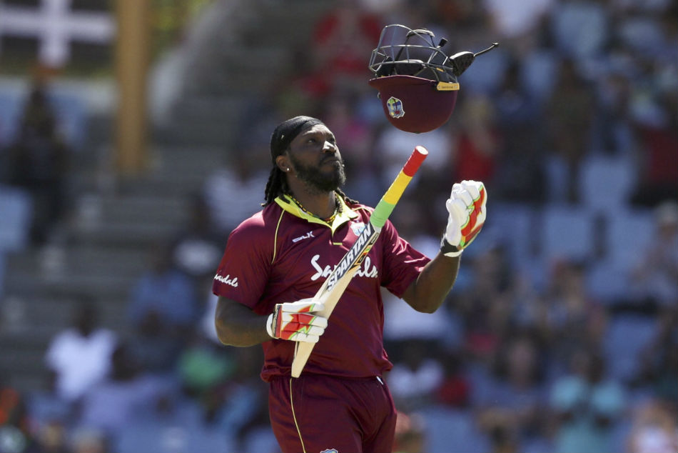 Universe Boss Gayle Plans Retirement After Home Series Against India In August