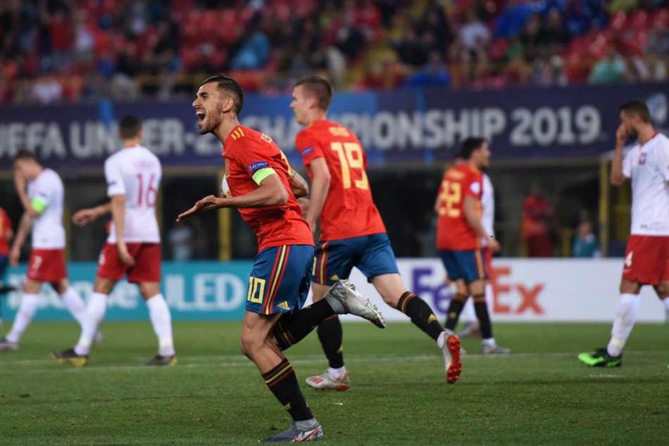 European Under 21 Championship Spain Belgium Poland Italy