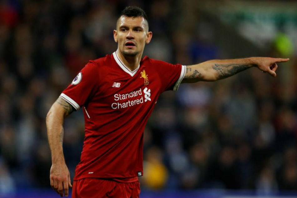 Dejan Lovren still has two years left on his Liverpool contract