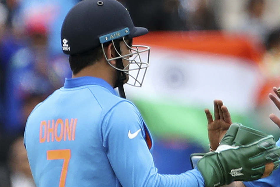 Dhoni Row A Kid Glove Issue Blown Out Of Proportions