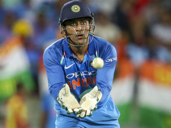4. The MS Dhoni factor
