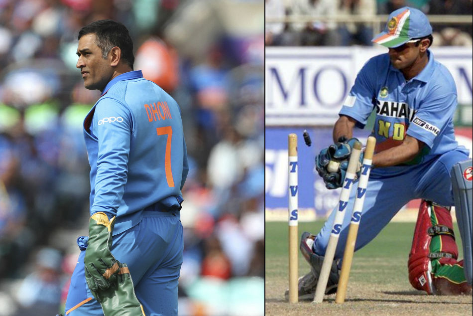 Ms Dhoni Learnt Wicketkeeping Skills From Rahul Dravid Mohammad Kaif