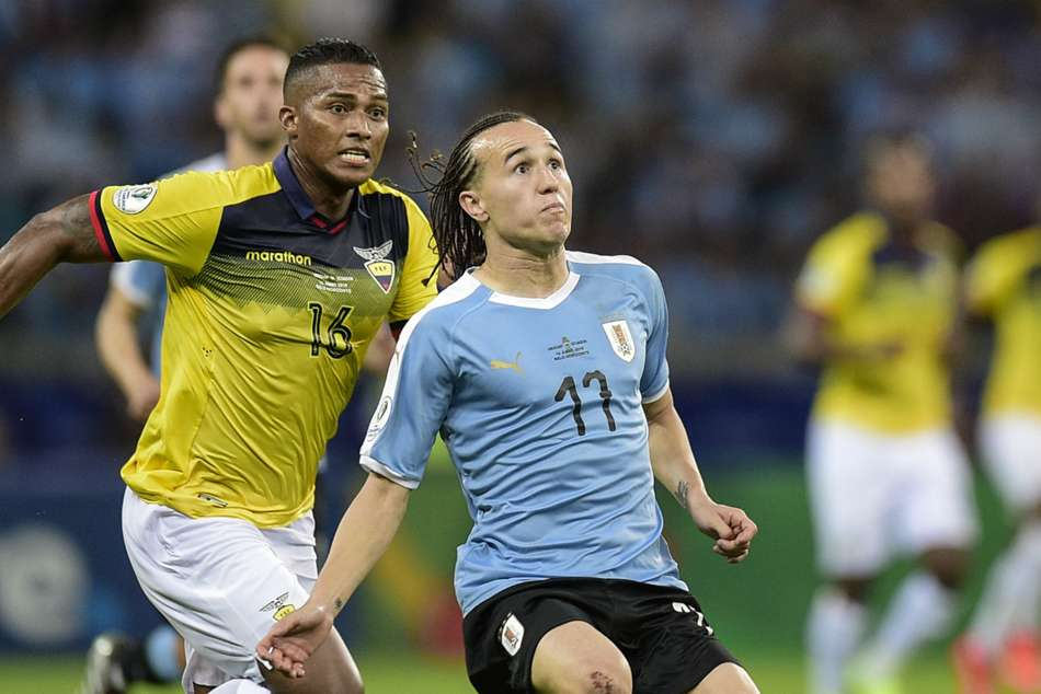 Copa America Uruguay V Japan Laxalt Expects Tough Clash In Porto Alegre