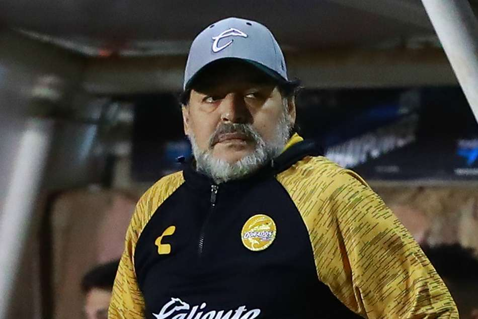 Manchester United Diego Maradona Wants Managers Job