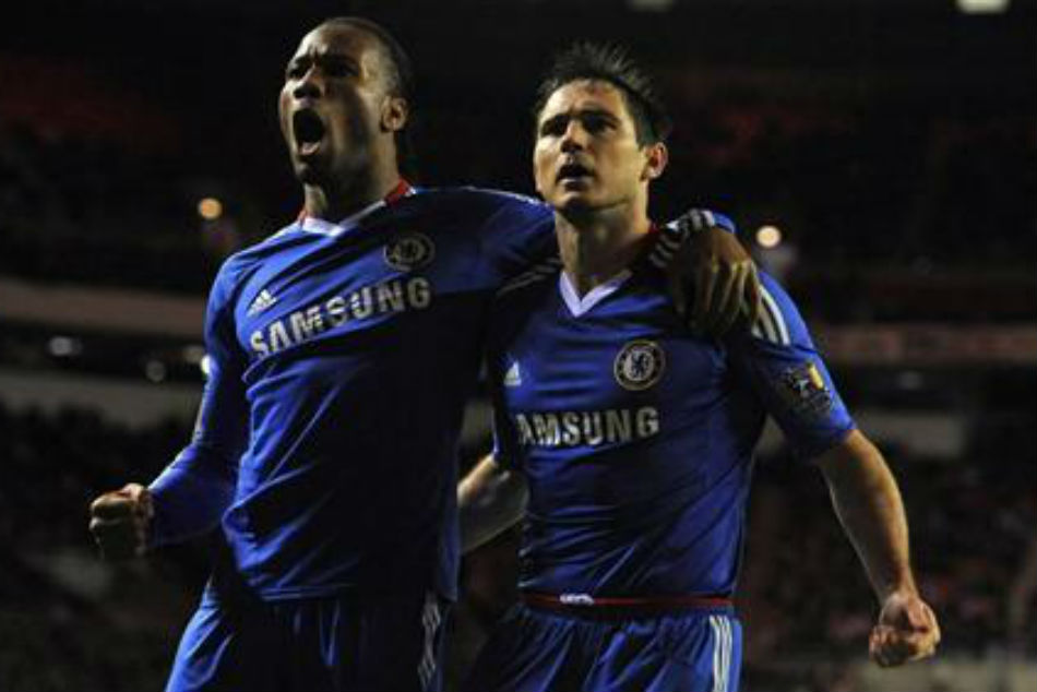 Lampard wants Drogba as part of staff if he takes over at Chelsea