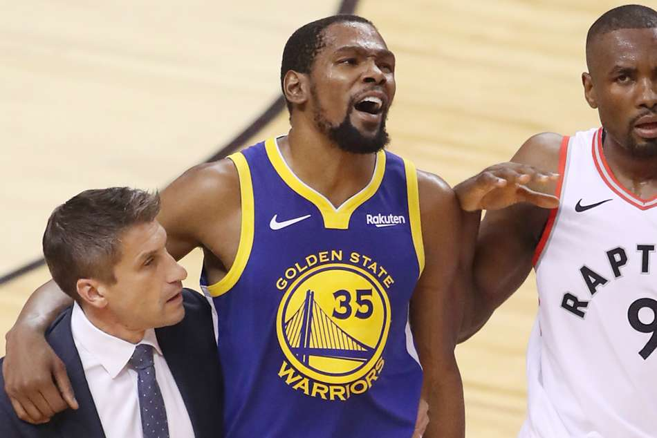 Kevin Durant Undergoes Successful Surgery On Ruptured Achilles Nba Finals