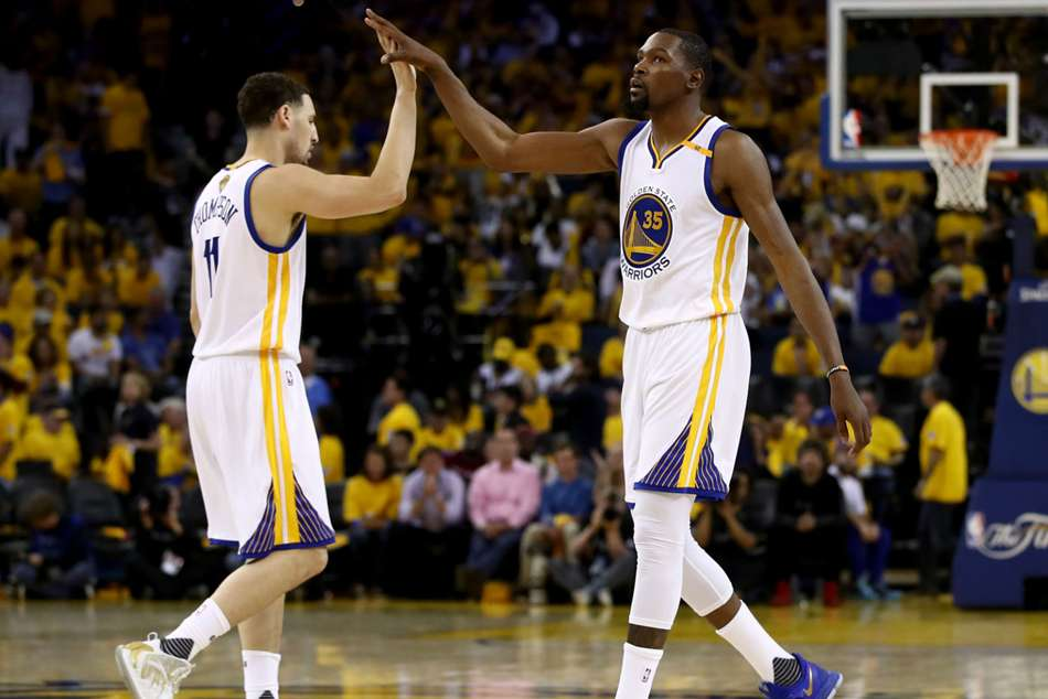 Warriors Injury Updates Klay Thompson To Play Game 4 Kevin Durant Out
