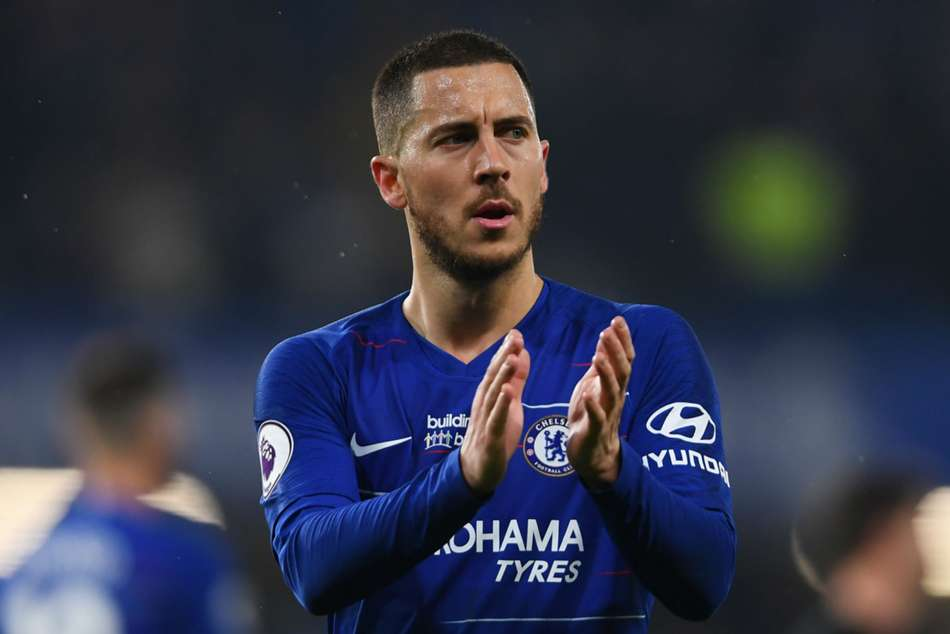Real Madrid Complete Signing Of Chelsea Star Hazard