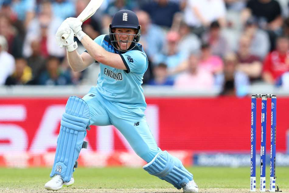 Cricket World Cup England Afghanistan Eoin Morgan Record Statistics