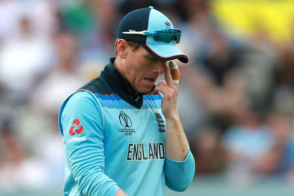 England captain Morgan not panicking after back-to-back losses