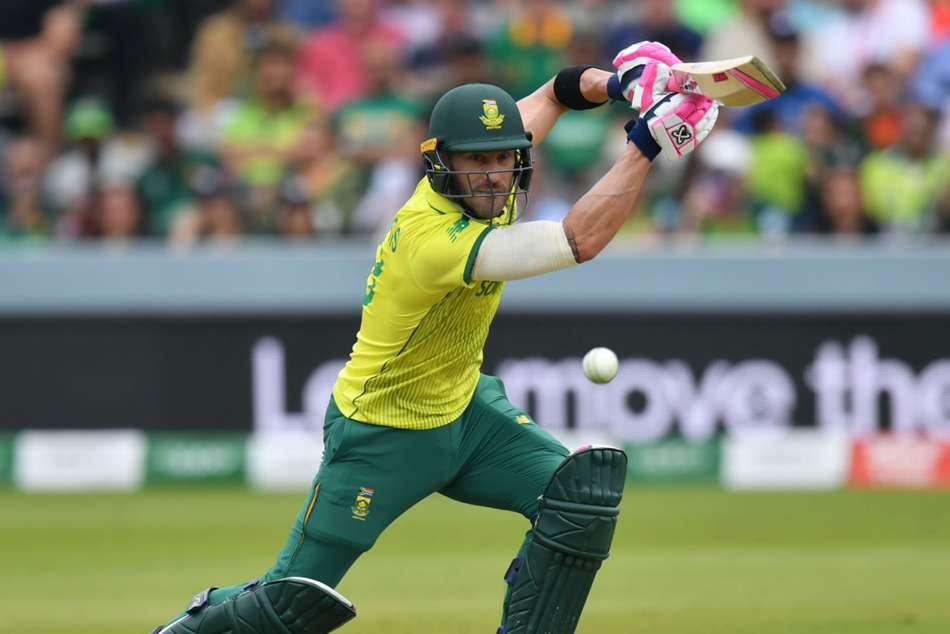 Faf Du Plessis South Africa Not Doing Themselves Justice At Cricket World Cup