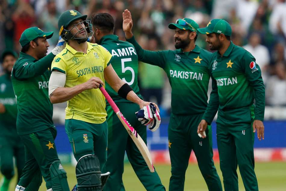 Icc World Cup 2019 World Cup Hopes All Over For South Africa After Heavy Lord S Defeat To Pakistan