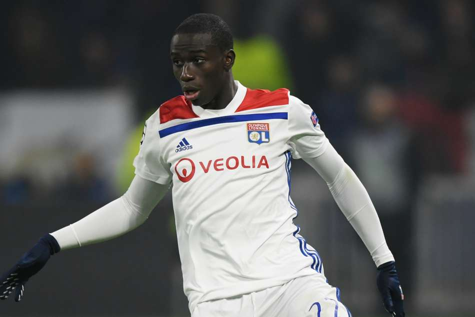 Real Madrid Sign Ferland Mendy Lyon