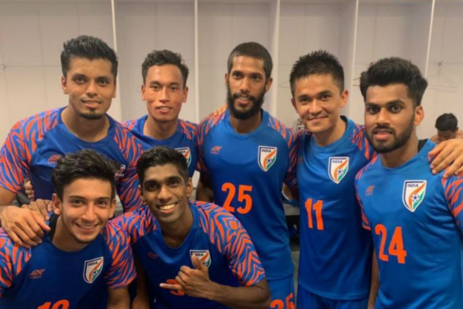It was an encouraging display by a young Indian despite the absence of many first team regulars like Sunil Chhetri