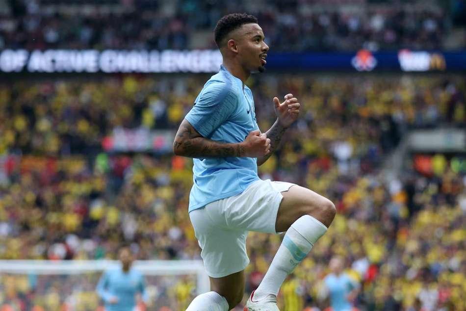 Gabriel Jesus Sergio Aguero Manchester City Transfer News