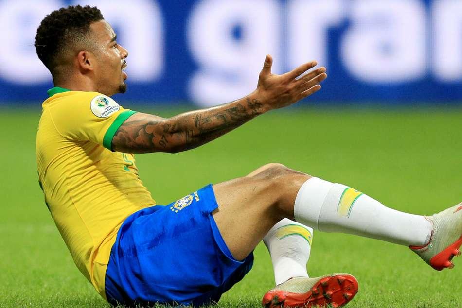 Brazil 0 Venezuela 0 Boos Var Copa America