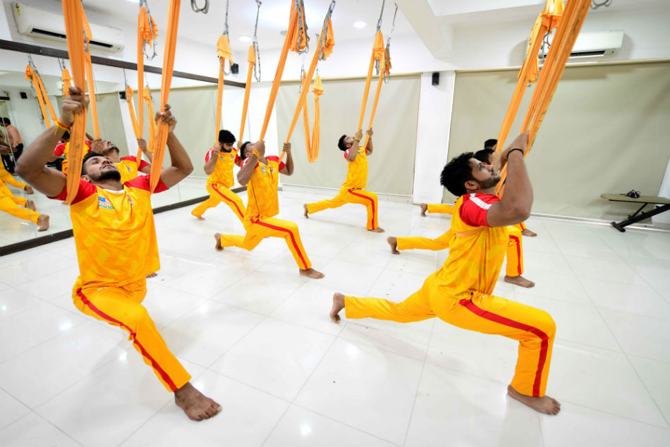 International Yoga Day 2019: Sportspersons perform Yoga, encourage fans to take it up for a healthy life
