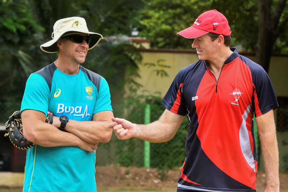 ICC World Cup 2019: Australia, England, India are title favourites this time, opines Glenn McGrath