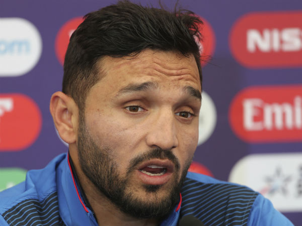 4. What Gulbadin Naib (Afghanistan captain) said