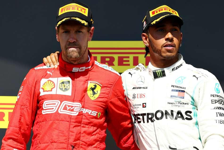 Sebastian Vettel Lewis Hamilton F1 Canadian Grand Prix Error Steward Mercedes Ferrari