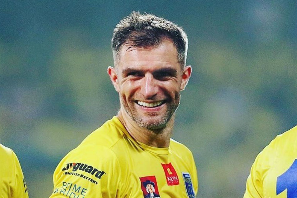 Former Kerala Blasters Captain Aaron Hughes Calls It A Day
